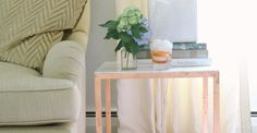 DIY Ikea Side Table Hack IKEA PS 2012 Side table, white, bamboo $29.99 Article Number: 602.108.06
