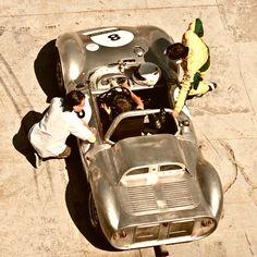 PORCHE 550A (1959) SPA-CLASSIC