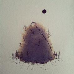 Inktober 2014 - Ephemera