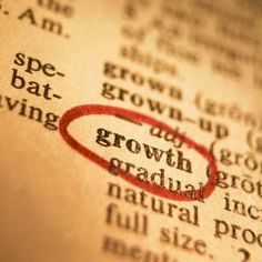 #BLOG: Why is growth so important in ones life or business?