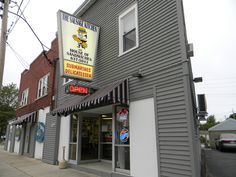 The Sausage Kitchen in Racine, #Wisconsin  great place for sandwiches, awesome sandwiches at great prices