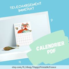 Calendrier enfant 2021 2022   Calendrier mural mensuel   PDF