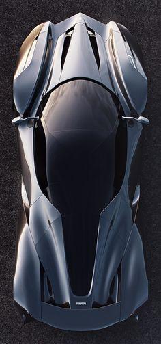 Ferrari Concept II. — luxury and high-end design