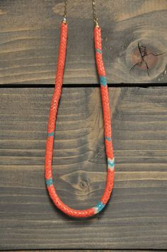 African snake necklace