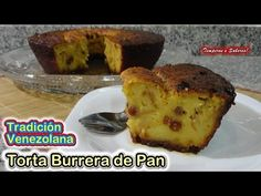 TORTA BURRERA DE PAN Tradición venezolana de Temperos e Sabores - YouTube Venezuelan Food, Venezuelan Recipes, Cheesecakes, Cupcake Cakes, Cupcakes, Delicious Desserts, French Toast, Muffins, Eat