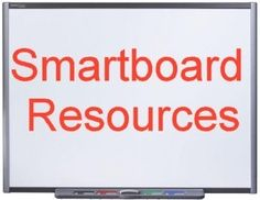 Lots of links to a variety of Smart Board resources