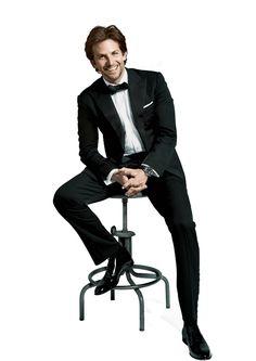 Bradley Cooper para Esquire USA Diciembre 2012