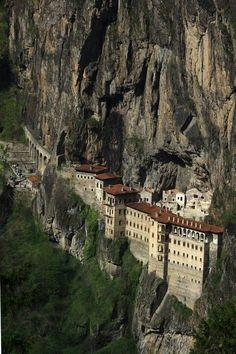 Sumela Monastery, Trabzon - Turkey
