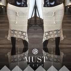NEW ARRIVALS Shop our  new arrivals these pieces WONT last long !! SHOP: http://ift.tt/1rNgIir  SEARCH: Shelly Crochet Skirt  CODE: FREESHIP for free domestic shipping  WORLDWIDE SHIPPING