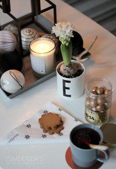 Christmas Home - Esmeralda's