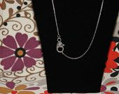 Locket Chain by closecrafts on Etsy