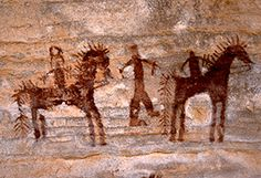 British Museum - African rock art image project