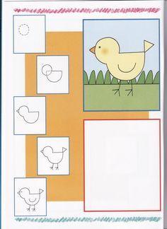 Image result for desenhos passo a passo