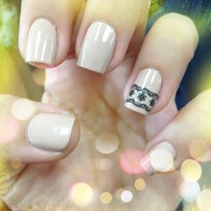 Simple and fun! Us Nails, Nail Ideas, Nail Designs, Simple, Fun, Beauty, Nail Desings, Beauty Illustration, Nail Design