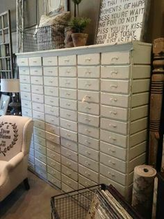 Drawers on steroids . . .