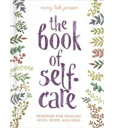 The Book of Self-Care written just for you!
