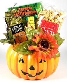42 Best Halloween Gift Baskets Images Halloween Gifts Halloween