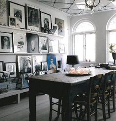 ATELIER RUE VERTE , le blog: L'intérieur de la créatrice Malène Birger
