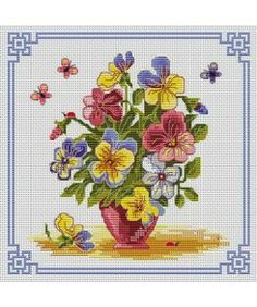Thousand thoughts. Tons of FREE CROSS-SITCH PATTERNS at this site: just found a site that has really easy to download embroidery patterns for free. It's http://club-point-de-croix.com/?code_avantage=CWcplRsmji Plus, if you click on this link, http://club-point-de-croix.com/?code_avantage=CWcplRsmji  , you'll automatically receive a gift when you subscribe. I use this site all the time; there are hundreds of all different types of patterns, and there are new patterns added everyday.