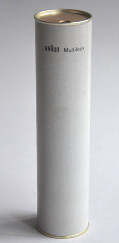 Braun's multilook kaleidoscope, 1963