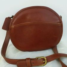 Coach Chester Bag -- British Tan Made in USA