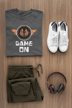 This design will add some fun to your wardrobe or it might make the perfect gift! Avocado Shirt, Got Game, Gym Shirts, Funny Design, Weight Lifting, Gaming Apparel, Cardio, Exercise, Workout