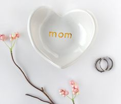 Homemade mom heart r
