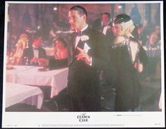 THE COTTON CLUB  Original 11x14 Lobby Card from the 1984 Film Directed by Francis Ford Coppola Francis Ford Coppola, Richard Gere, Cotton Club, Jazz Music, Sale Poster, Film Posters, Night Club, The Originals, Concert