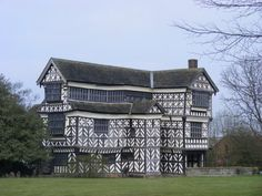 Historic Houses in England