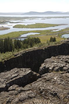 Iceland Rift Zone Plate Tectonics, Most Beautiful Cities, Fire And Ice, Geology, Iceland, Places Ive Been, Roots, Planets, Scenery