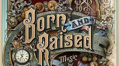 The Born and Raised album cover created for John Mayer, by British lettering artist David Smith David Smith, Adrian Smith, John Mayer Album, Inspiration Typographie, Typography Inspiration, Sign Writer, Design Spartan, Love Is A Verb, Graffiti