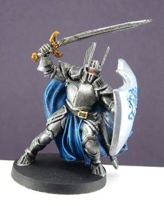 Image for Xookliba Sword And Sorcery, Paladin, Miniatures, Image, Ideas, Figurines, Mini Things, Mockup, Thoughts