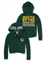 Victorias Secret PINK sweats Green Bay Packers Bling Slouchy Hoodie S fits M Packers Baby, Go Packers, Green Bay Packers, Packers Gear, Pink Outfits, Sport Outfits, Cool Outfits, Casual Outfits, American Football