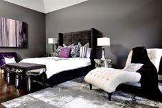 Decoração de quarto de casal sexy