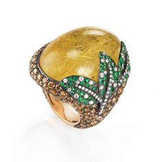 CIJ International Jewellery TRENDS & COLOURS - Ring by de Grisogono