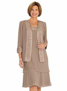 Women's Church Dress Evening Dress DVC Exclusive Dress and Jacket ...