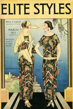 Elite Styles, March 1923