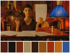 O Fabuloso Destino de Amélie Poulain (2001) • Direção: Jean-Pierre Jeunet • Fotografia: Bruno Delbonnel • Design de Produção: Aline Bonetto