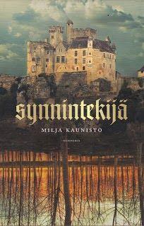 Kirjoihin kadonnut: Milja Kaunisto: Synnintekijä------------  Rehevän ronskikielinen historiallinen romaani. Virkistävän erilainen. Ei hienostelijoille.