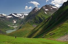 Saral Valley, Azad Kashmir, Pakistan