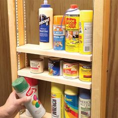 Easy Shelving Ideas: Tips For Home Organization