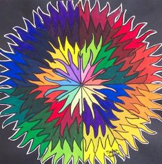 Complex Color Wheels - Waunakee Community School District - Sophie Wagner-Marx