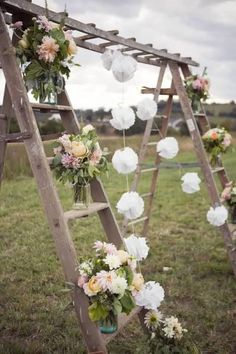 creative country rustic wedding altar for outdoor wedding ideas wedding altar 30 Eye-catching Wedding Altars for Wedding Ceremony Ideas Wedding Altars, Wedding Ceremony, Ceremony Backdrop, Outdoor Ceremony, Wedding Venues, Wedding Seating, Destination Wedding, Wedding Archway Diy, Wedding Table