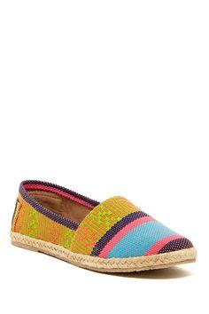 Bali Textile Woven Flat
