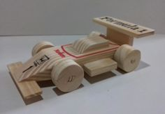 Wooden Toy Cars, Wood Toys, Airplane Toys, Cool Woodworking Projects, Toy Boxes, Wood Crafts, Kids Toys, Formula 1, Wooden Toy Trucks