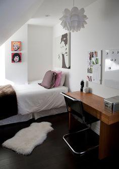 cute dorm- f I was still in college:)