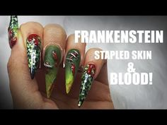 103 Best Halloweenfall Thanksgiving Nails Images On Pinterest