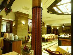 "Prima colazione, ""Le Meridien Grand Hotel"", Nurnberg Deutschland (Dicembre)"