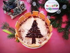 Cheesecake cu mascarpone si biscuiti spekulatius - Bucataresele Vesele Christmas Bulbs, Cheesecake, Birthday Cake, Holiday Decor, Desserts, Food, Mascarpone, Almond Cookies, Tailgate Desserts