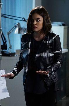 Aria Montgomery in Pretty Little Liars S06E06  #PLL #prettylittleliars #promo #season 6 #episode 6